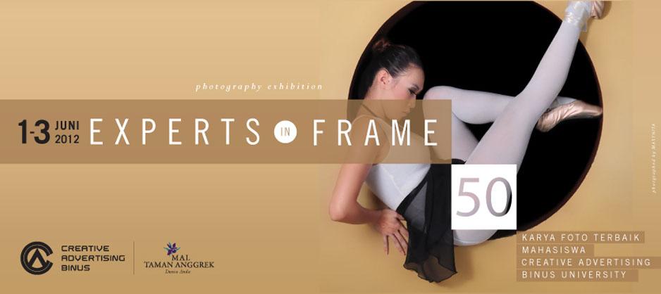 Expert in Frame ( Taman Anggrek )
