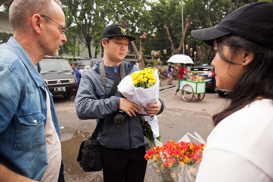 Flower Market research